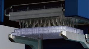 96ch同時処理マイクロプレートウォッシャー MW-96FR