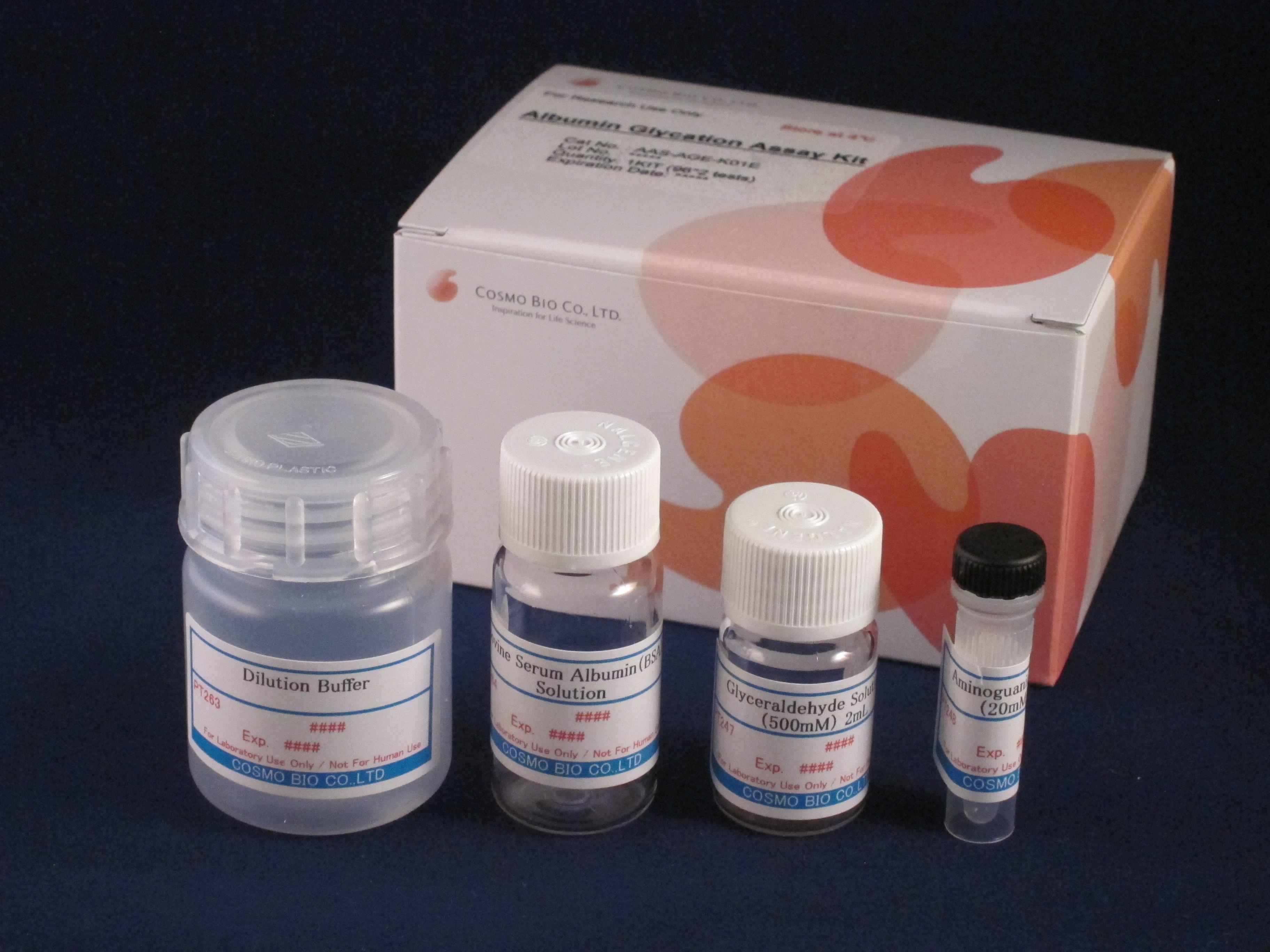 Albumin Glycation Assay Kit