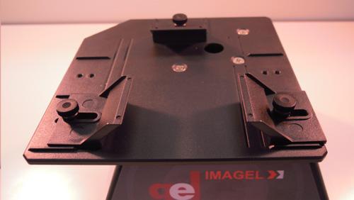 スマートフォン用ゲル撮影装置 Imagel