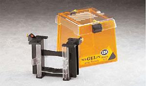 IBI SCIENTIFIC社 デュアル垂直型電気泳動槽 10x10cmミニゲル用 (プレキャストゲル対応)